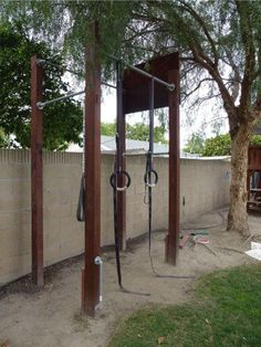 Home Gym Outdoor Crossfit Equipment 24 Ideas