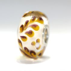 Look closely at the details of this bead.  Such beautiful work!  Unique beads are my favorite!