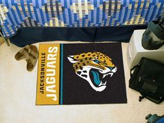 Jacksonville Jaguars NFL Uniform Inspired Starter Area Rug Floor Mat  Seahawks Uniforms dad891346
