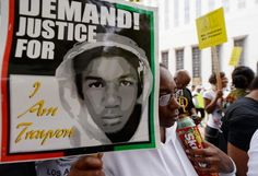 And Justice for Trayvon http://www.mjyoung.net/law/trayvon.html