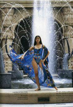 Aishwarya Rai Old Bikini pictures from Miss World Days cinemalife.in 004
