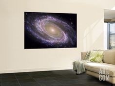The Spiral Galaxy Known as Messier 81 Wall Mural at Art.com