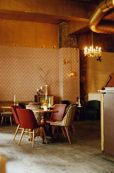 Magnifique coffee shop where i want to be.                                   {Photo by Sandra Juto}