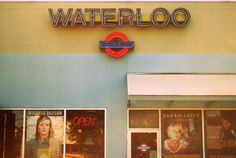 Waterloo Records on 6th and Lamar.