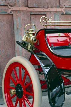 1903 Ford Model A Rear Entrance Tonneau..