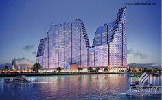 mini penthouse can ho river city