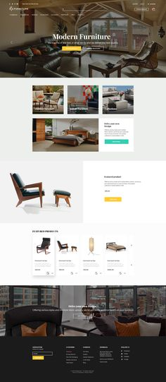 Kallyas furniture wordpress theme