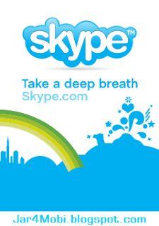 Skype V0.9.8 JAR [JAVA] http://jar4mobi.blogspot.com/2013/11/skype-java-jar.html