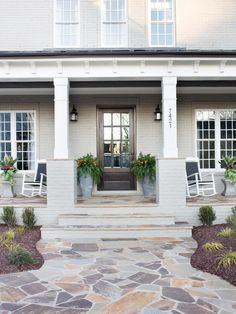 Pictures of the HGTV Smart Home 2016 Front Yard >> http://www.hgtv.com/design/hgtv-smart-home/2016/front-yard-pictures-from-hgtv-smart-home-2016-pictures?soc=pinterest