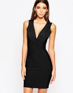Image 1 ofWOW Couture Bandage Dress