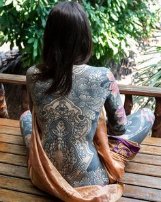 The only place I want to be right now. Full Body Tattoo, Body Art Tattoos, Girl Tattoos, Tattoos For Women, Tatoos, Female Tattoos, Unique Tattoos, Beautiful Tattoos, Fitness Tattoo