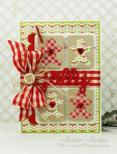 Gingies!! by akeptlife - Cards and Paper Crafts at Splitcoaststampers
