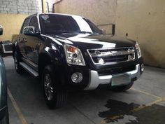 For Sale 2012 Isuzu