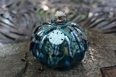 Starfish Tiki Torch Oil Lamp by ShopPrettyPatina on Etsy
