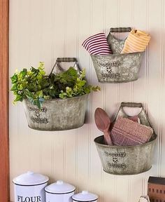 Add rustic, down-home flair to your living space with these Country Living Home . Add rustic, down-home flair to your living space with these Country Living Home Accents. The multipurpose set helps you get creative with your storage. Rustic Industrial Decor, Rustic Decor, Rustic Style, Vintage Decor, Vintage Industrial, Rustic Blue, Antique Decor, Vintage Modern, Rustic Chic