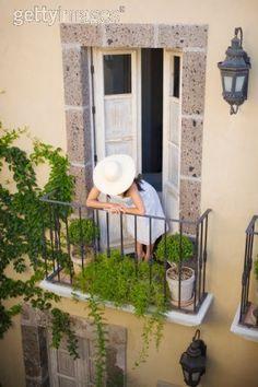 i love this balcony