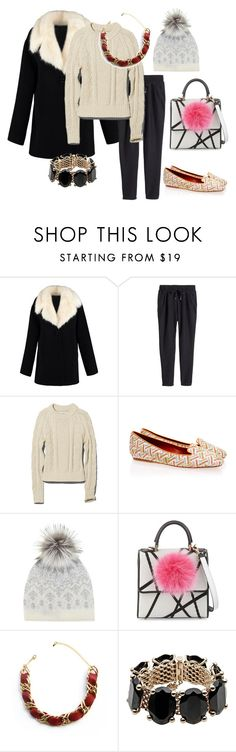 """""""To live is the rarest thing in the world. Most people exist, that is all. – Oscar Wilde"""" by emma-oloughlin ❤ liked on Polyvore featuring By Sun, H&M, L.L.Bean, Missoni, Mint Velvet, Les Petits Joueurs, Valentino, HM, CasualChic and jumper"""