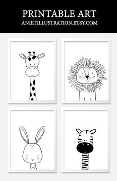 Black and white nursery kids art. Printable nursery wall art Black and white nursery kids art Printable nursery wall art The post Black and white nursery kids art Printable nursery wall art appeared first on Best Pins for Yours - Drawing Ideas Baby Art, Baby Room Art, Baby Wall Art, Kids Room Art, Girl Room, Nursery Wall Art, Paintings For Nursery, Kid Wall Art, Nursery Drawings