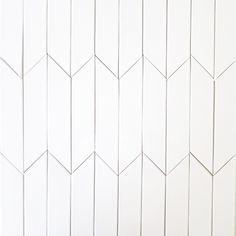 Modwalls Usa Made 2x8 Ceramic Subway Tile In White Color Milk Bathrooms Chevron Tile