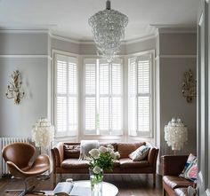 Another fabulous paint color by Farrow and Ball is Purbeck Stone. see more...
