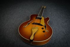 Handmade American Archtop Guitar by Dale & Tyler Unger - AmericanArchtop.com