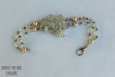 Vintage+Rhinestone+Pearl+and+Rosary+Chain+One+of+a+by+simplymeart,+$70.00