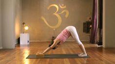 Vinyasa Yoga. Piernas