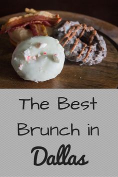 12 The Best Brunch in Dallas the best brunch in dallas, donuts, where to eat in dallasBrunch (disambiguation) Brunch is a combination of breakfast and lunch. Brunch may also refer to: Best Brunch In Dallas, Nick And Sams, Brunch Places, Brunch Spots, Dallas Texas, Austin Texas, Dallas Bbq, Dallas Food, Visit Dallas