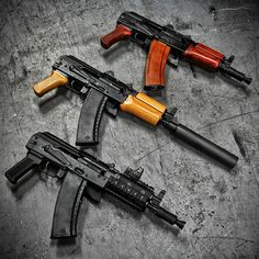 "5,099 Likes, 93 Comments - METALHEAD Photography (@metalhead_1) on Instagram: ""Happy Krinksgiving! :) Here's some Krinkov porn. Arsenal SLR 104UR, Urbach AKs-74u with matching…"""