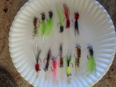 CRAPPIE JIGS I'VE TIED #4