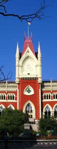 High Court in Calcutta | India