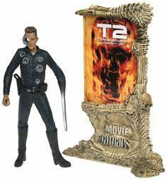 Movie Maniacs 4: Terminator 2 T-1000 Action Figure by McFarlane Toys. $22.94. Movie Maniacs Series 4 > Terminator 2 T-1000 Action Figure. Movie Maniacs Series 4 > Terminator 2 T-1000 Action Figure