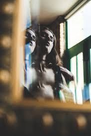 Image result for models with mirrors portraits photography