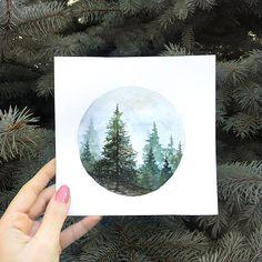 Pine tree illustration artists New ideas Tree Illustration, Illustration Artists, Watercolor Trees, Watercolor Paintings, Watercolor Tattoo, Watercolour, Tree Wallpaper Iphone, Hand Doodles, Pine Tree Tattoo