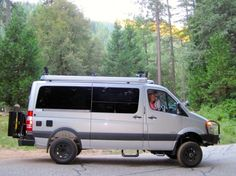 The newly completed 4x4 Sprinter (photo: Doug Chase)