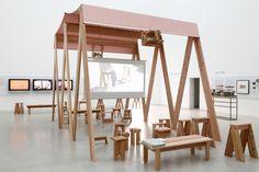 EXHIBITION DESIGN CLUB - Japan Architects : Architecture since 3.11 /...