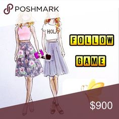 ✨...Get More Followers... ✨ Let's help each other grow! 🍃🌱🍃  game rules.... (1.) like this post ✅ ....(2.)follow me 🐾....(3.) tag your posh pals 👭+👯....(4.) share this post ♻️ (5.) follow everyone who liked this post....(6.) come back when game gets maxed out at 600 to follow everyone else! 📳 kate spade Bags