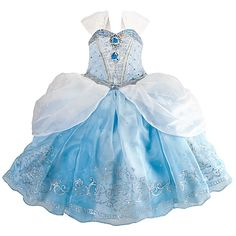 Limited Edition Musical Cameo Cinderella Costume for Girls--- holy expensive! so adorable.