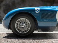28 Photos Of A Beautiful 1953 Jaguar C-Type Works Lightweight - Airows Jaguar Xj40, 2013 Jaguar, Jaguar F Type, Jaguar Cars, Royce Car, British Sports Cars, Pretty Cars, Best Muscle Cars, Best Classic Cars