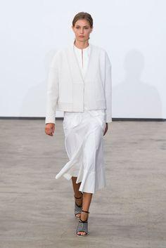 Derek Lam Spring 2014 Runway Show   NY Fashion Week