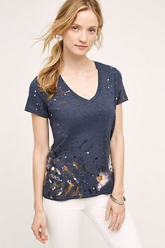 Palette Tee #anthropologie