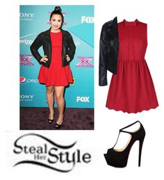 Steal Demi lovatos style by stealherstylez on Polyvore featuring polyvore, fashion, style, Talitha, POLICE and UGG Australia