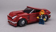 LEGO MOC 76903 JDM Car by Keep On Bricking | Rebrickable - Build with LEGO