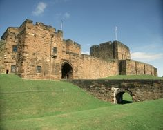 Carlisle Castle is a Thing to Do in Carlisle, Cumbria, England. Impressive medieval castle built in the cen Carlisle England, Carlisle Cumbria, Great Places, Places To See, Carlisle Castle, English Heritage, By Train, Medieval Castle, Lake District