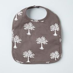 Baby Bibs: Kate Quinn Organic Cotton Patterened Bibs