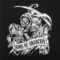 sons of anarchy inspired nails   Top Sons of Anarchy 109724