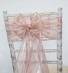 Due to popular demand by our loyal customers we have expanded our Silk Organza range by introducing Blush Sashes. This fabric is made of a finer weave which leaves the fabric with a silky luxurious finish!