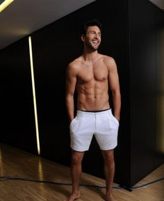 Noah Mills - god was having a good day when he created this man!!