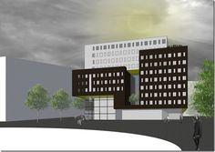 Rotterdam4 met Henk van Hooff Architct voor Brand BBA