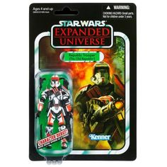 #Star Wars Expanded Universe Republic Trooper